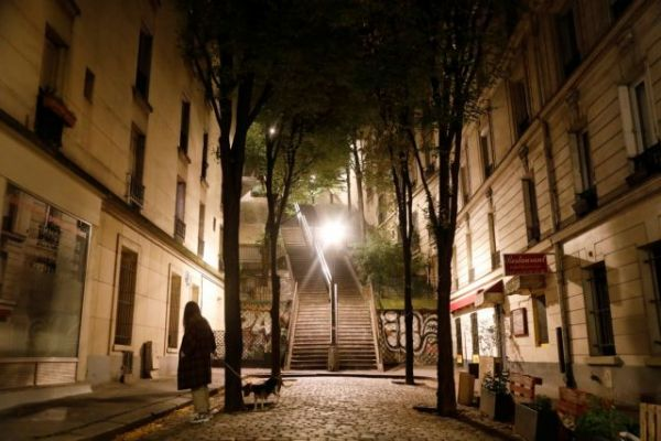 Κοροναϊός : Το Παρίσι όπως δεν το έχεις ξαναδει μέσα από 10 φωτογραφίες 3