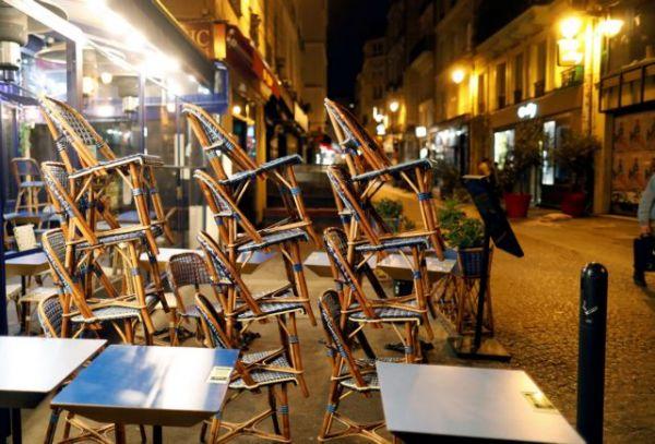 Κοροναϊός : Το Παρίσι όπως δεν το έχεις ξαναδει μέσα από 10 φωτογραφίες 9