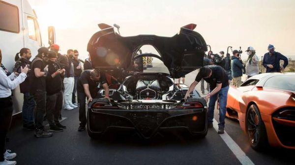 SSC Tuatara: Ο νέος βασιλιάς της ταχύτητας 1