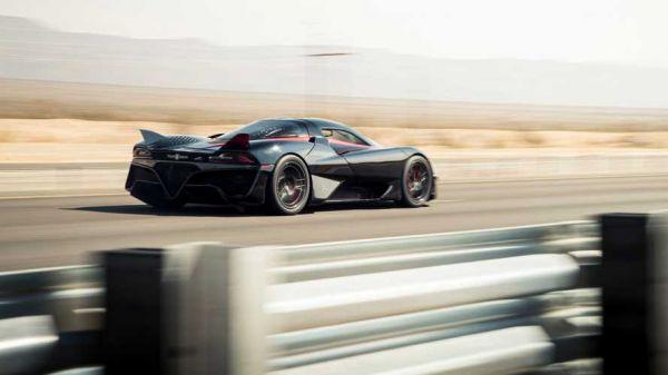 SSC Tuatara: Ο νέος βασιλιάς της ταχύτητας 7