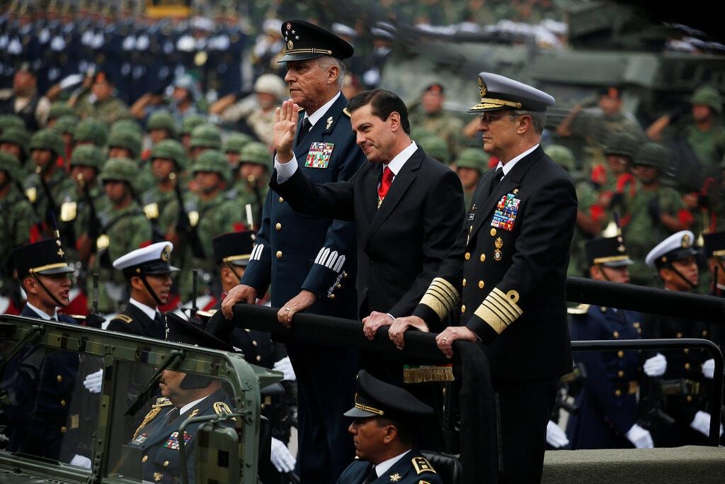 ΗΠΑ : Στη φυλακή ο «νονός» πρώην υπουργός Αμυνας του Μεξικού – Απορρίφθηκε εγγύηση 750.000 δολαρίων 1