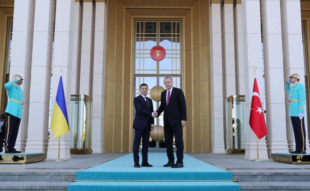 Μυστική στρατιωτική συνεργασία Τουρκίας – Ουκρανίας : Η βόμβα Ερντογάν στο υπογάστριο της Μόσχας 3