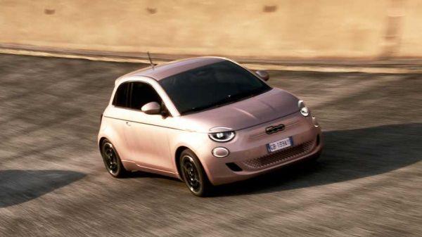 Fiat 500e 3+1: Νέο πρακτικό στυλ 7