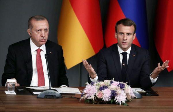 Γαλλία – Τουρκία σε… πολεμικό κλίμα – Πρωτοφανής κλιμάκωση της έντασης μεταξύ των δύο χωρών 1