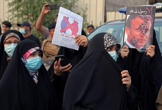 Η αντίδραση της Γαλλίας στο κάλεσμα Ερντογάν σε μποϊκοτάζ: «Δεν υποχωρούμε στον εκβιασμό» 1