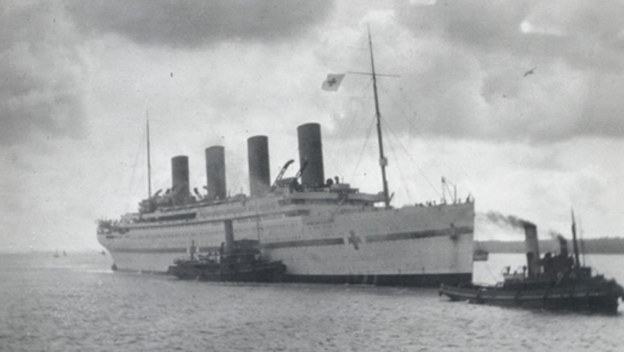 Titanic's sister ship Britannic to be open to recreational divers -  BelfastTelegraph.co.uk