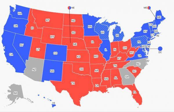 Εκλογές ΗΠΑ : Live η ομιλία του Μπάιντεν του Μπάιντεν, μετά τη νίκη του στις εκλογές 1