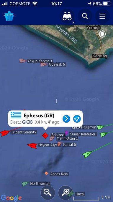 Νεκροί εντοπίστηκαν οι 4 ψαράδες από την σύγκρουση ελληνικού τάνκερ με ψαροκάικο – Ενας αγνοούμενος 1
