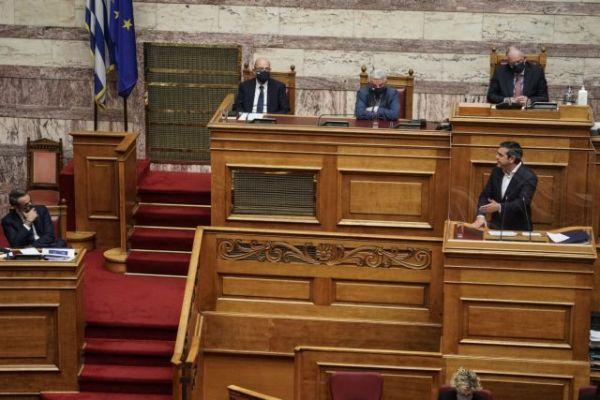 Μητσοτάκης – Τσίπρας : Μπρα-ντε-φερ και απόδοση ευθυνών για lockdown, ΕΣΥ και ΜΕΘ 5
