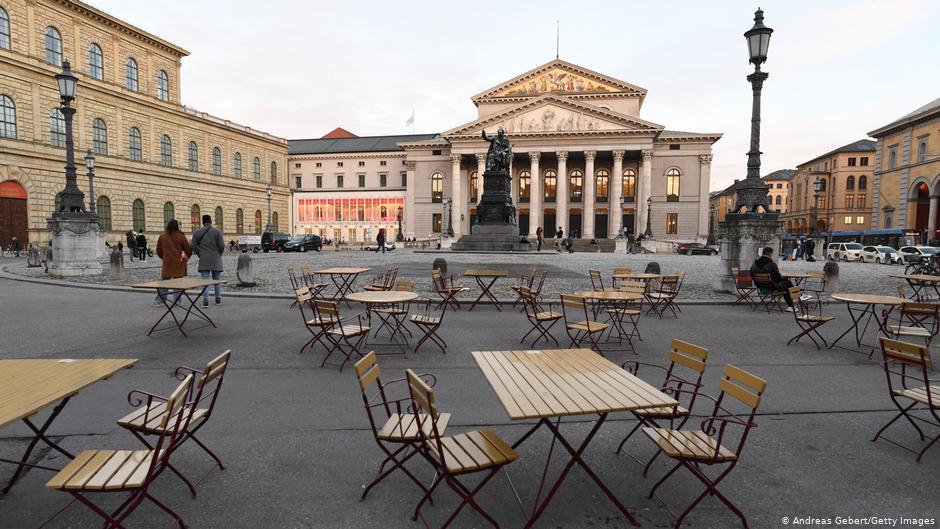 Γερμανία : Το Ανώτατο Δικαστήριο έκρινε συνταγματικό το lockdown 1