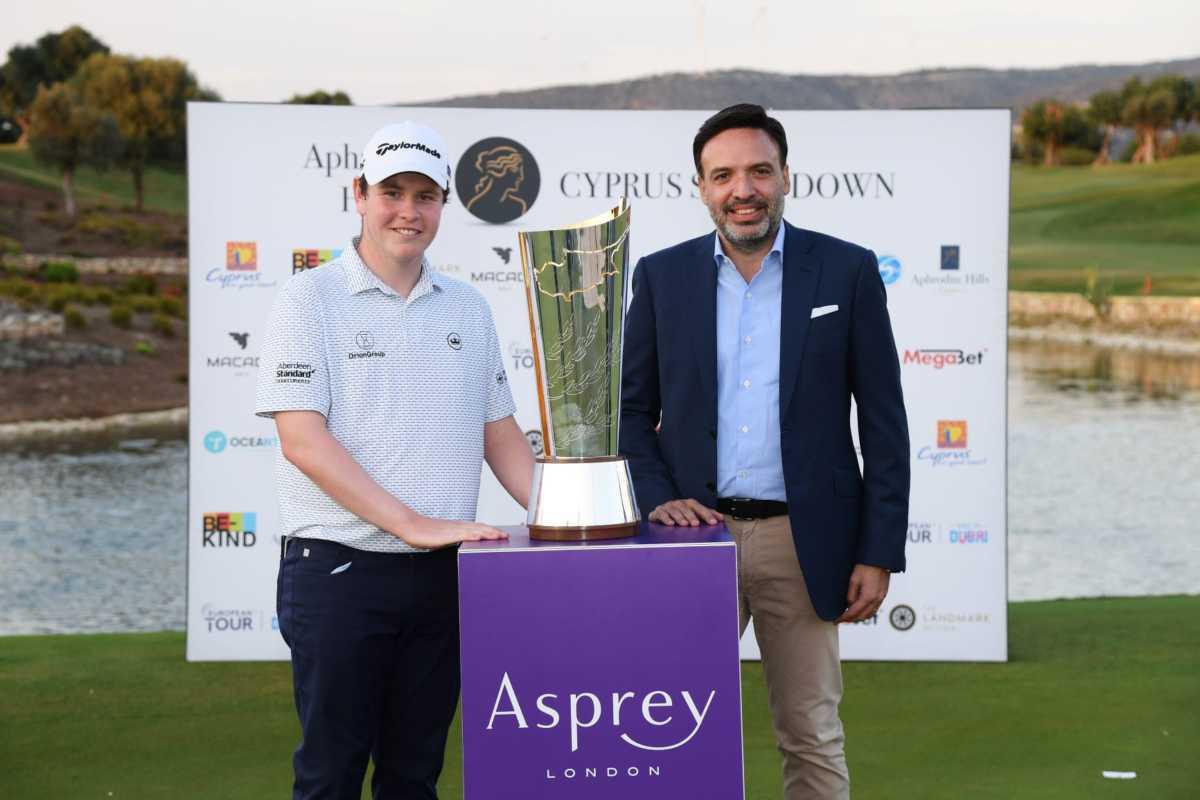 Παγκόσμια προβολή για τo Aphrodite Hills: Κορυφαίος προορισμός γκολφ, μετά την επιτυχημένη διοργάνωση του European Tour 5