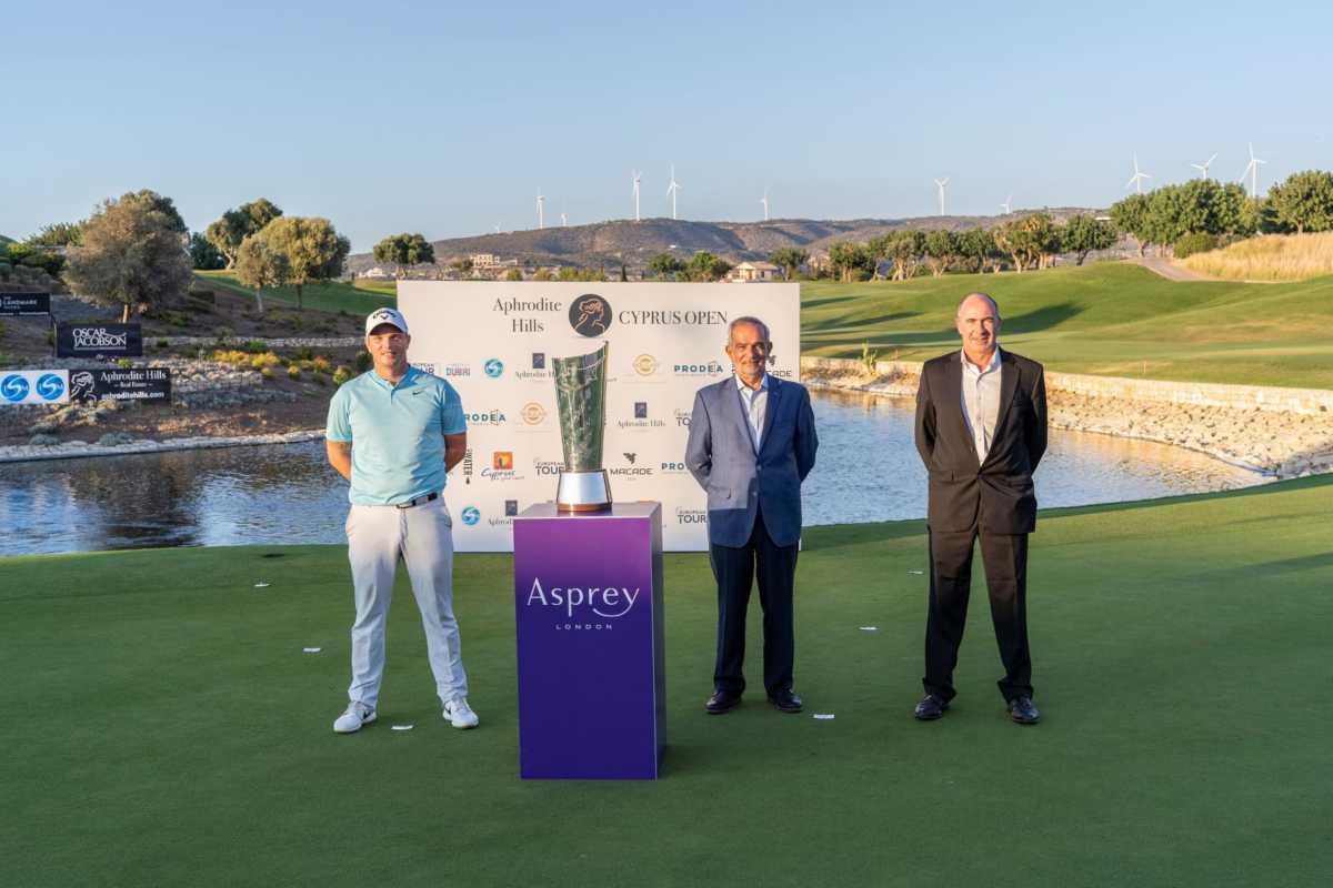 Παγκόσμια προβολή για τo Aphrodite Hills: Κορυφαίος προορισμός γκολφ, μετά την επιτυχημένη διοργάνωση του European Tour 3
